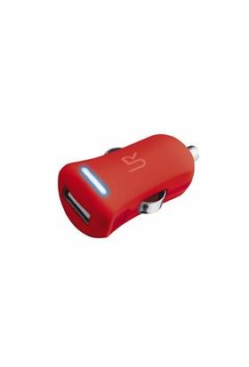 Trust 20153 Urbanrevolt Araç Tipi Sarj Cihazı Kırmızı