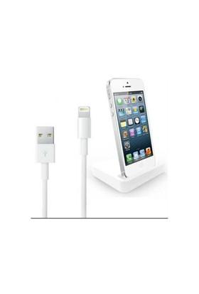 Markacase İphone 5 - 5S Dock Masaüstü Şarj Aleti