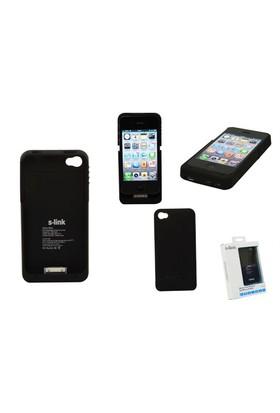 S-Link Ip-705 iPhone Koruyucu Kılıf + Batarya Şarj