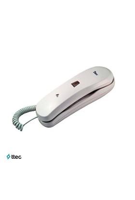 Ttec- Tk150 Kablolu Telefon Gri - 2TK150