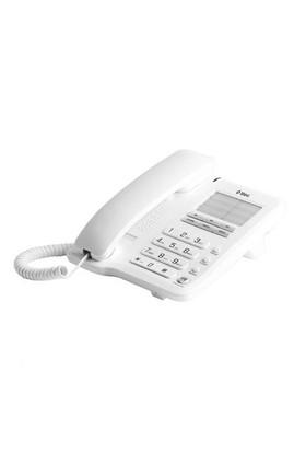 Ttec Tk2900 Kablolu Masa Üstü Telefon Beyaz- Gümüş - (2257)