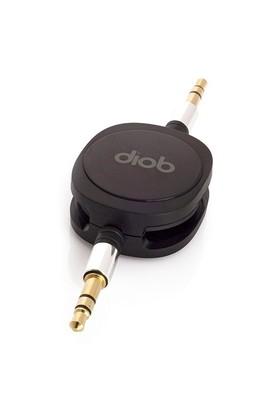 Diob 3,5mm Makaralı Ses Transfer Kablosu