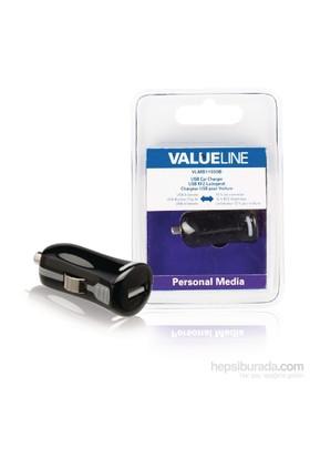 Valueline Vlmb11950b 2.1A Usb Araç Şarjı