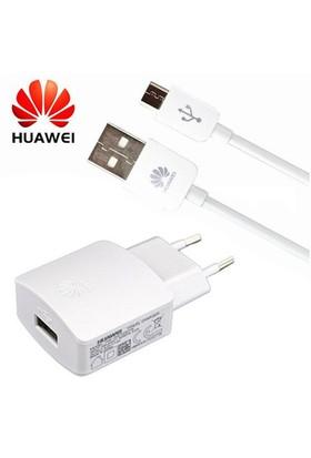Huawei Şarj Cihazı ve USB Kablo (İthalatçı Garantili)