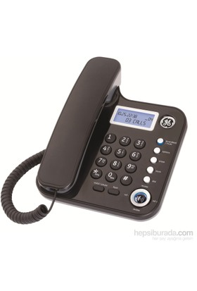 General Electric Ce 29379 Masa Telefonu Siyah
