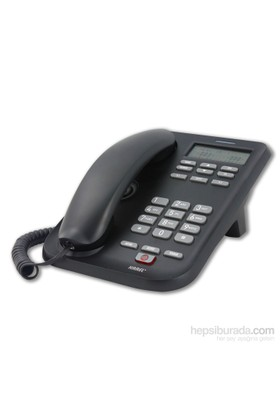Karel NT11A Masa Telefonu Siyah