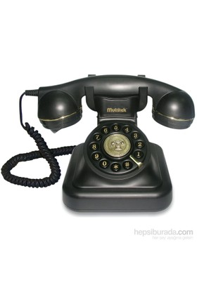 Multitek Classic Masa Telefonu Siyah
