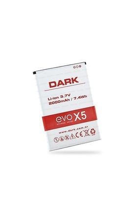 Dark Evo X5 2000 mAh Yedek Pil (DK-AC-EVOX5PIL)
