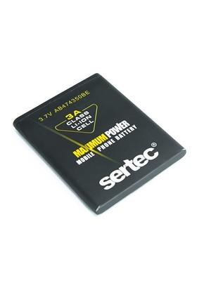 Tiger Samsung S5503|B5722|D780|B7722 Batarya Sertec