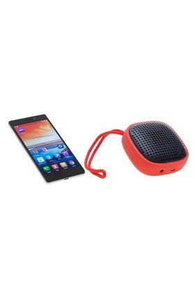 Lenovo BT410 Bluetooth Kablosuz Taşınabilir Hoparör Kırmızı (Hands Free) - 888016060