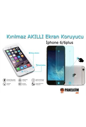 Apple İphone 6/6Plus Smart Kırılmaz Ekran Koruyucu