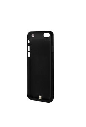 FluxPort Apple iPhone 6 için Kablosuz Şarj Kılıfı - Siyah - FP-F-037