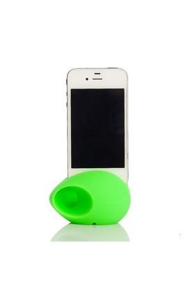 Biggsound Os627ag Silikon Yumurta Hoparlör Yeşil
