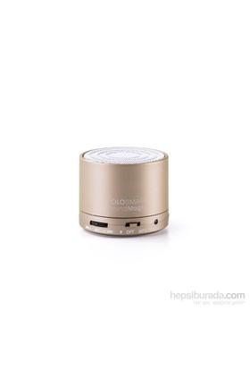 Polosmart Sound Magic Bluetooth Speaker Gold - POLO-011