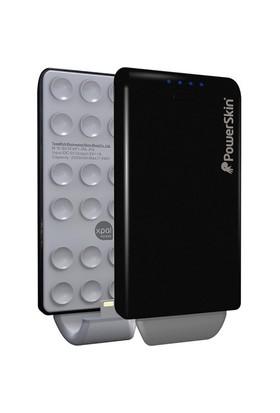 Powerskin Pop'n Apple iPhone 5 Şarjlı Kılıf Siyah