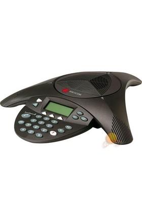 Polycom Soundstatıon 2-EX Konferans Telefonu
