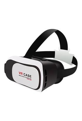 Melefoni Vr Case Sanal Gerçeklik Gözlüğü Google Cardboard 6İnc