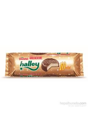 Ülker Halley Kaplamalı Bisküvi 10'lu