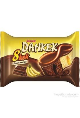 Ülker Dankek 8 Kek Çikolatalı Muzlu 45 gr x 24 Adet (1 koli)