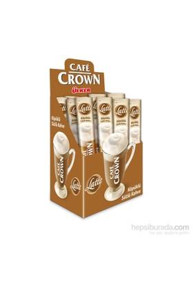 Cafe Crown Latte Kahve 12x17 gr