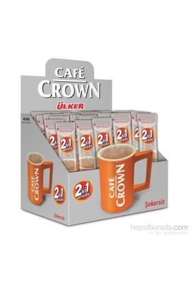 Cafe Crown 2''si 1 Arada 24x12 gr