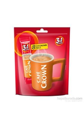 Cafe Crown 3ü1 Sade 13 gram 8'li