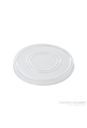 KullanAtMarket Plastik Sup Kase Kapagi 100 Adet