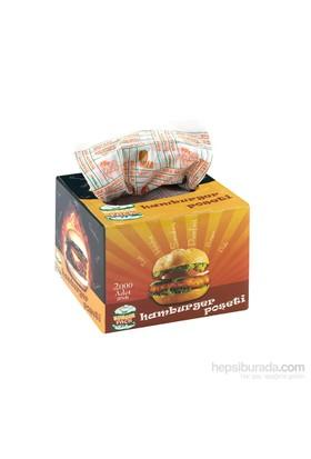 KullanAtMarket Hamburger Poşet 2000 Adet
