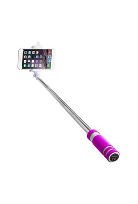 Addison AD-S30 Kablolu Pembe Selfie Çekim Çubuğu