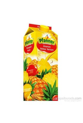 Pfanner 2 Lt Meyve Suyu Ananas