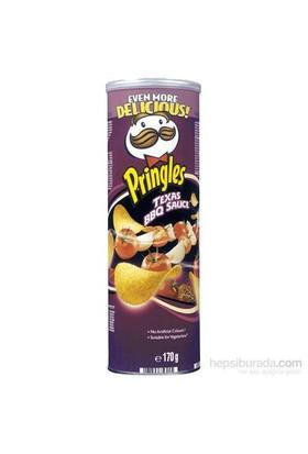 Pringles 165 Gr Texas Barbeku