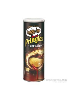 Pringles 165 Gr Hot - Spicy