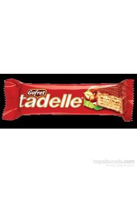 Tadelle Kp. 35 Gr Cikolatali Gofret