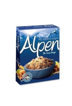 Alpen Müsli - Şekersiz 375 Gr.