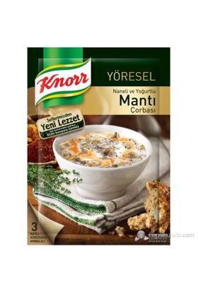 Knorr Hazır Çorba Naneli Ve Yoğurtlu Mantı 94 gr