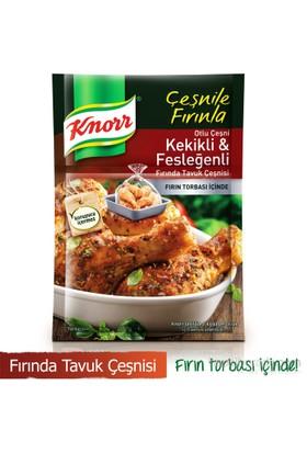 Knorr Fırında Tavuk Çeşnisi Fesleğenli Kekikli 32 gr