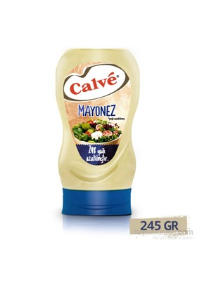 Calve Mayonez Lıght 245 gr