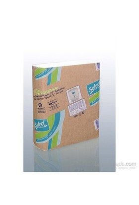 Select Standart Dispenser Havlu 15 'li yapraklı X 12 Paket kk