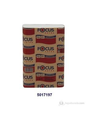 Focus Extra Z Katlamalı Dispenser Havlu - 200 'lü x 12 Paket kk