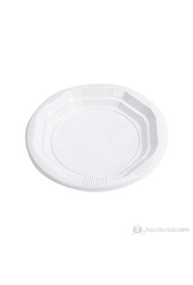 Filpa 19 cm Plastik Tabak 100 'lü x 10 Paket = 1 Koli