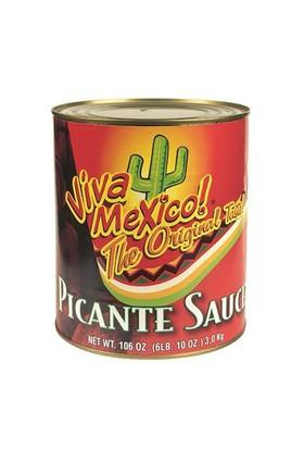 Viva Mexico Picante Sauce (Acı Sos) 3 Kg