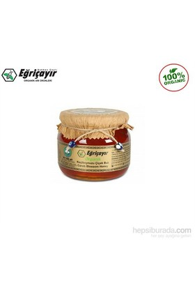 Eğriçayır Organik Keçiboynuzu Balı 450 gr