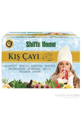 Shiffa Home Kış Çayı 40 Süzen Poşet