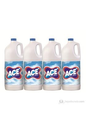 Ace Çamaşır Suyu Fırsat Paketi 16 lt (4 x 4 lt) kk