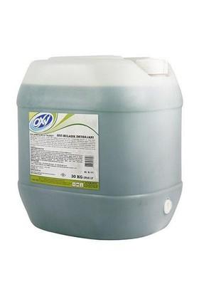 Bayer Kimya Oxy Sıvı Bulaşık Deterjanı Yeşil 30 Kg