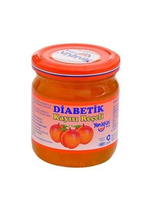 Yenigün Kayısı Reçeli Diabetik, 250 Gr