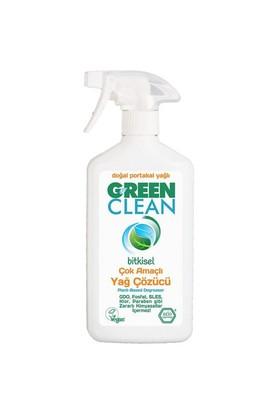 U Green Clean Organik Portakal Yağlı Bitkisel Çok Amaçlı Yağ Çözücü 500Ml