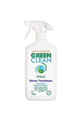 U Green Clean Organik Portakal Yağlı Bitkisel Banyo Temizleyici 500Ml