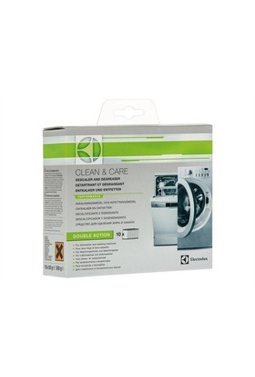 Electrolux Çamaşır Ve Bulaşık Makinesi Kireç Temizleyici Koku Giderici