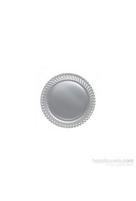 KullanAtMarket Gümüş Karton Tabak 8 Adet